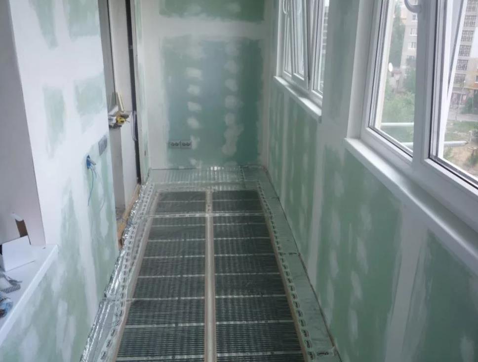 Как утеплить балкон своими руками, пошаговая инструкция