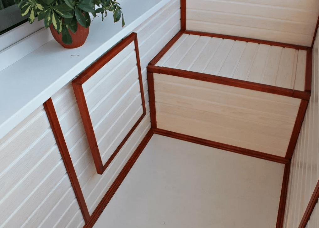 Откидной столик на балкон. Как сделать самостоятельно. Пошаговая инструкция