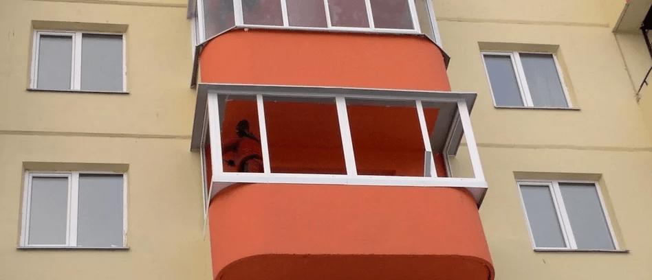 Как покрасить балкон, выбор цвета, чем красить и какой краской красить деревяный или кирпичный балкон