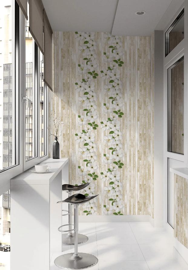 Чем обшить балкон внутри: выбор современных материалов