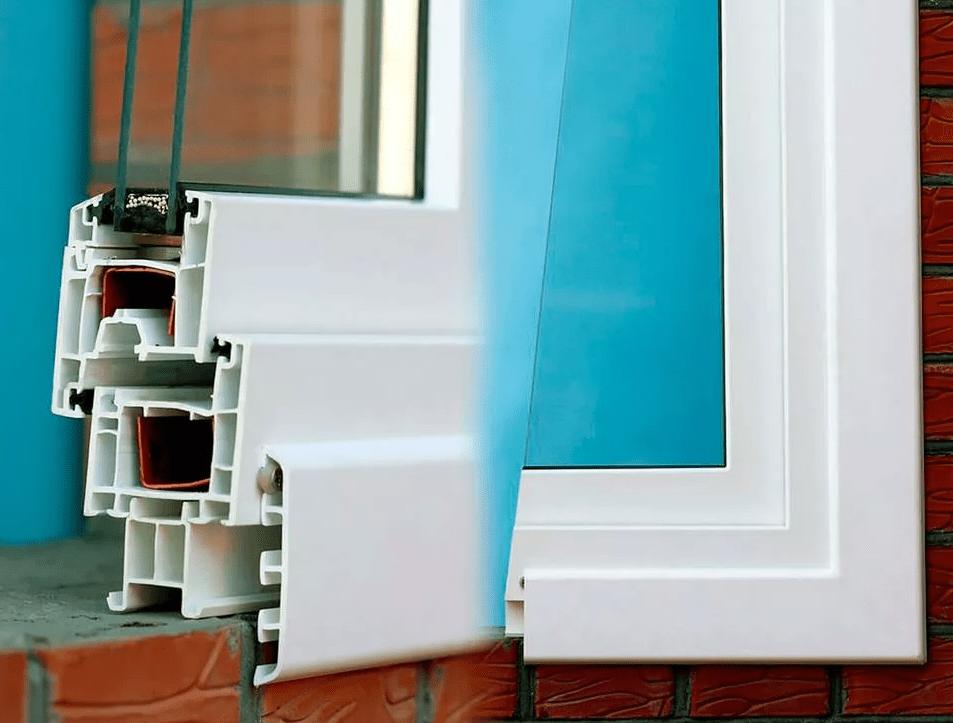 Пластиковые наличники для окон: виды, для внешней и внутренней отделки, монтаж