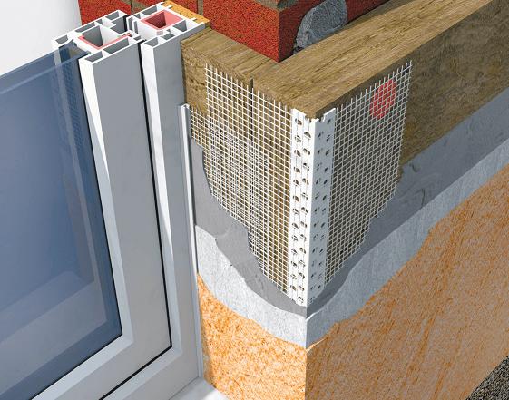 Как сделать наружные откосы для пластиковых окон