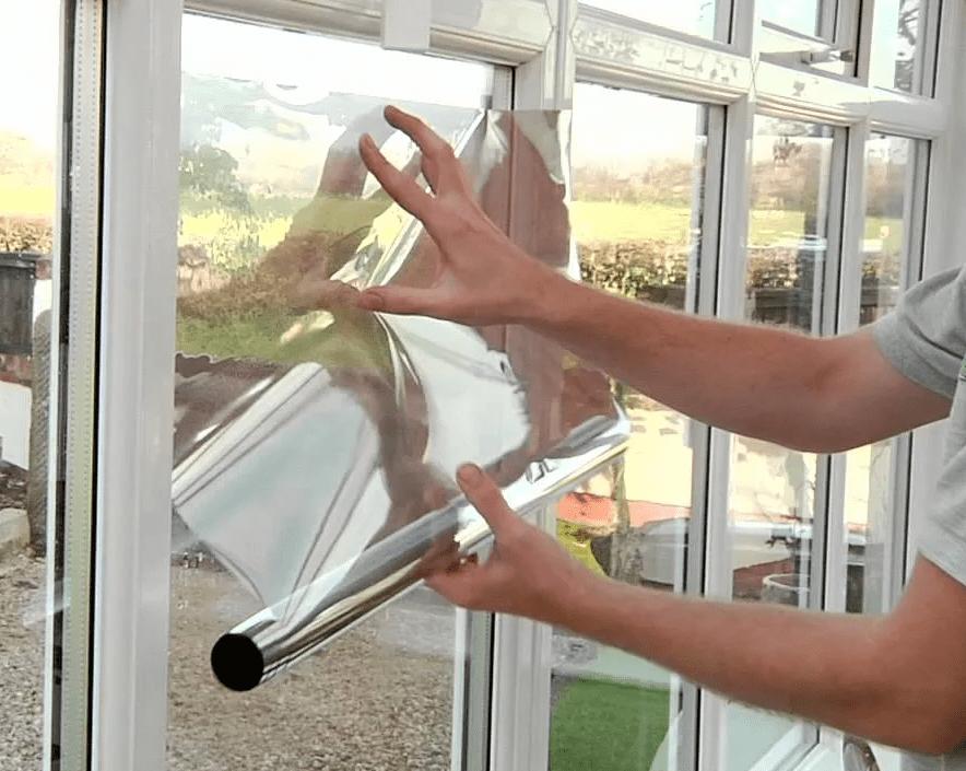 Как затонировать балкон или лоджию своими руками. Инструкция