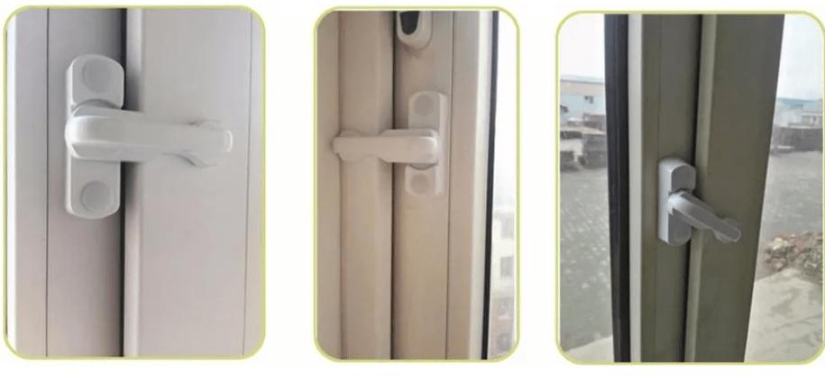 Защелки для окон и дверей ПВХ
